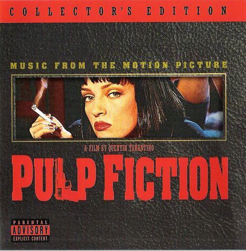 دانلود آلبوم موسیقی فیلم Pulp Fiction (داستان عامهپسند)
