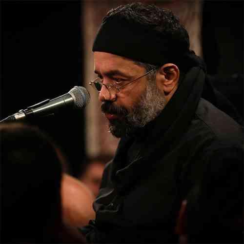 دانلود نوحه جدید حاج محمود کریمی به نام رحمی به من که گریانم عمو