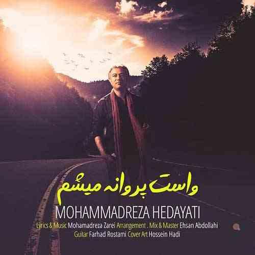 دانلود آهنگ جدید محمدرضا هدایتی به نام واست پروانه میشم