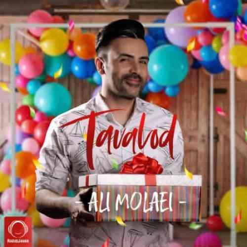 دانلود آهنگ جدید تولد از علی مولایی